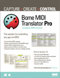MIDI Translator Pro Product Brochure