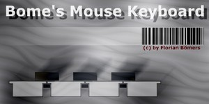 Bome's Mouse Keyboard splash