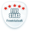 Rated 5 Stars at Free Trial Soft