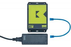Power BomeBox via PoE Injector
