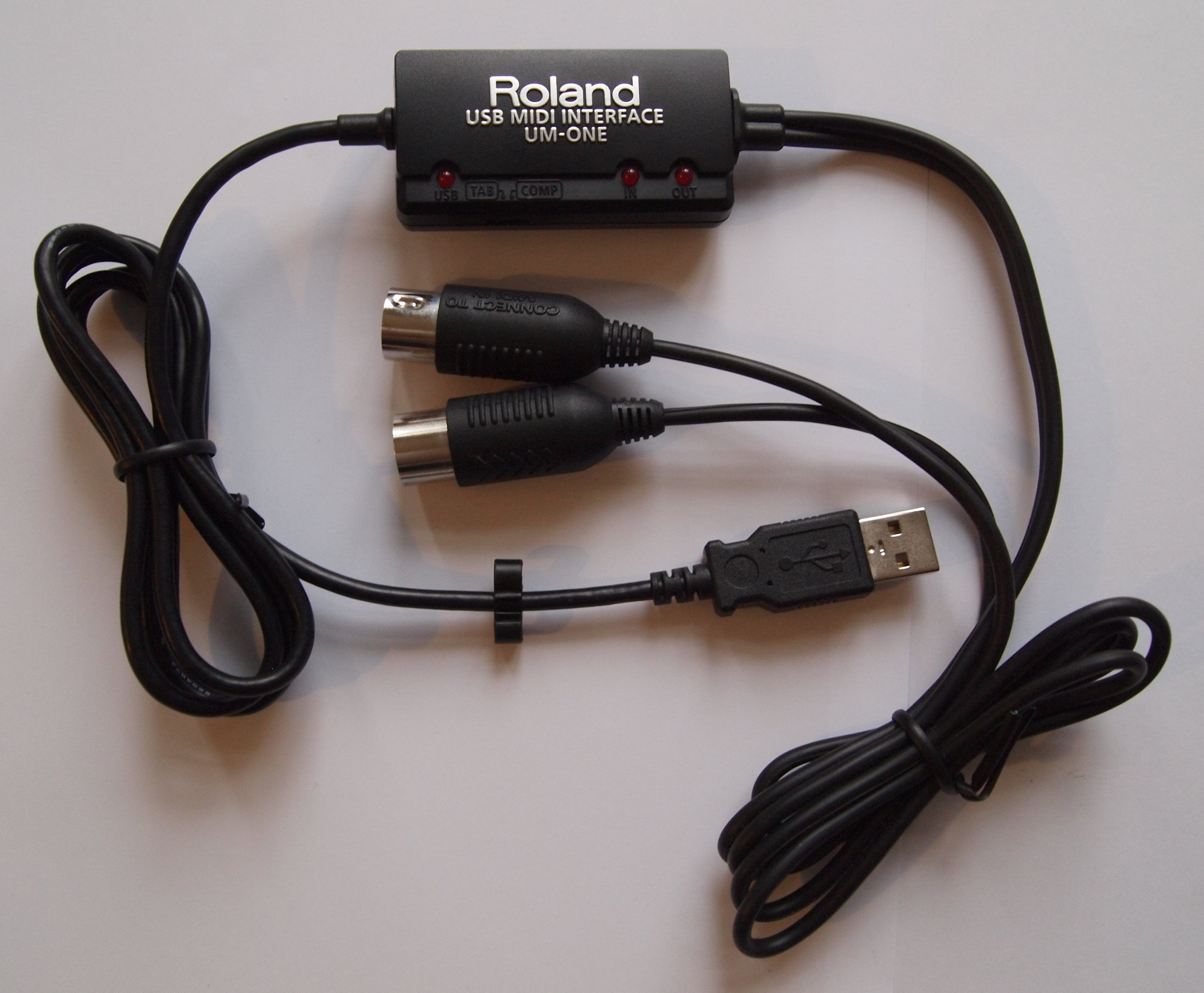 Roland UM-1 USB-MIDI Interface