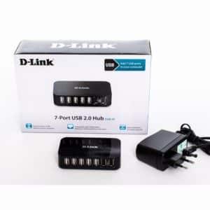 D-Link active hub 7 ports EU