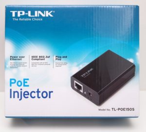 Power Supply PoE TP-Link