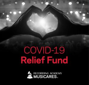 Grammy/MusiCares COVID-19 Relief Fund